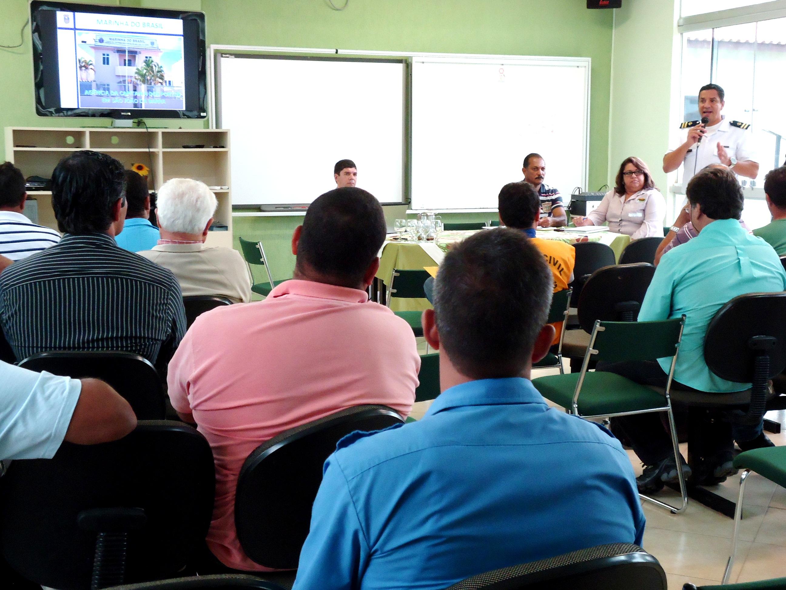 1ª Reunião Extraordinária, de 2013, da Câmara Técnica da Pesca (CTP) do CBH BPS