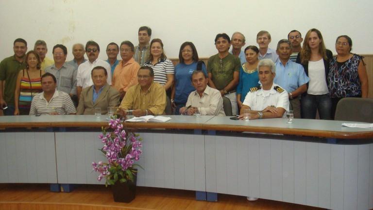 Participantes do evento