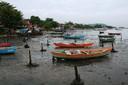 Embarcações na Baía de Guanabara