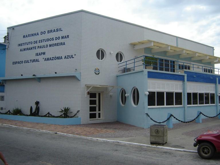 Museu de Oceanografia do IEAPM